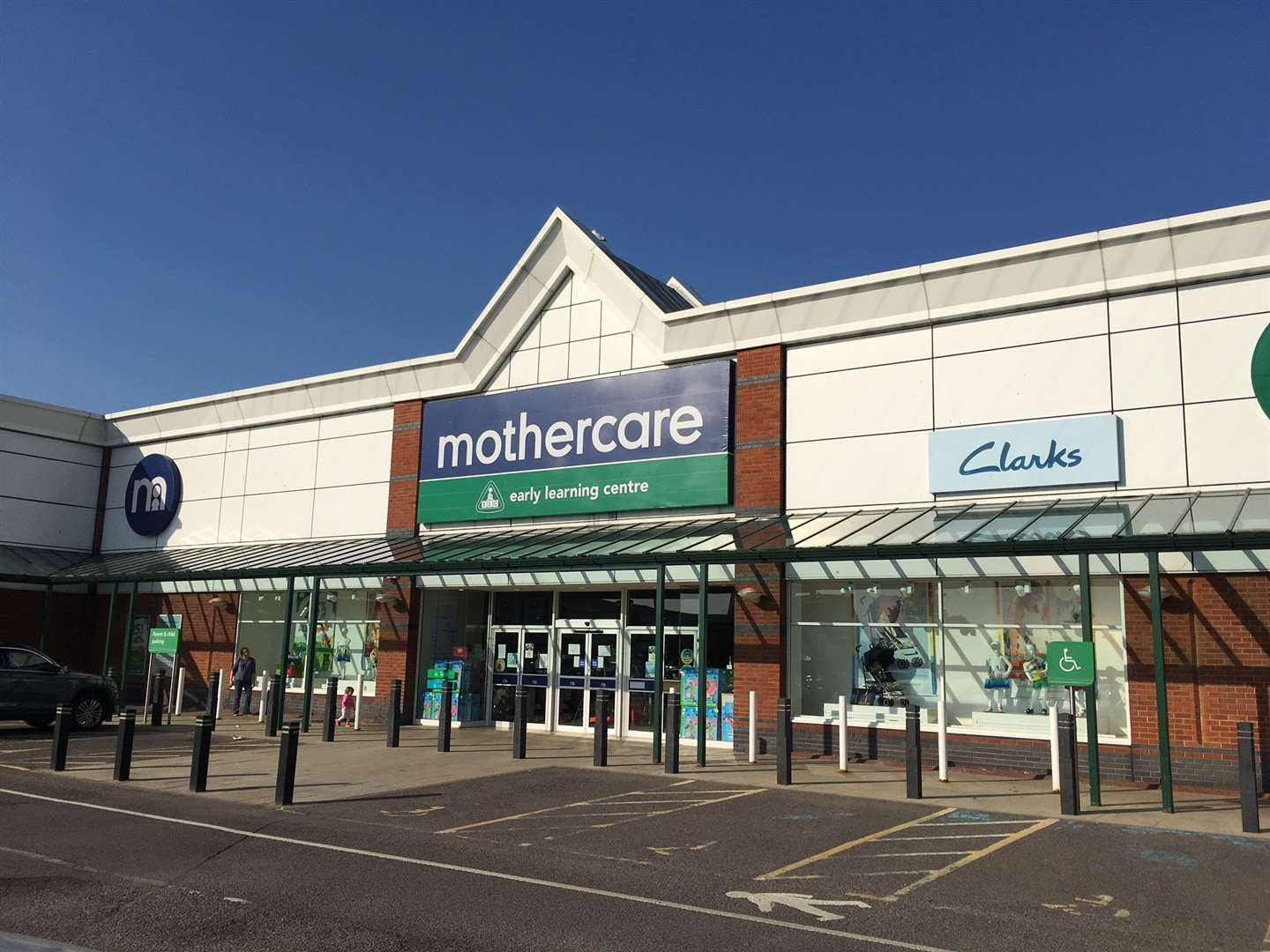 Mothercare's store in Canterbury is set to close