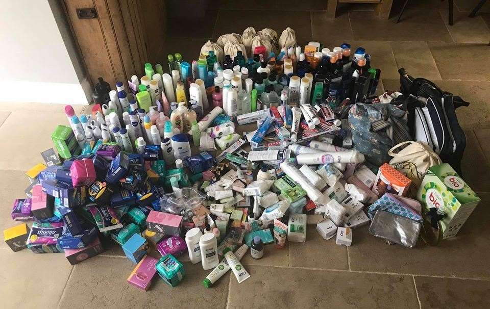 The Hygiene Bank is a grassroots charity that supplies hygiene products to those in need (33805460)