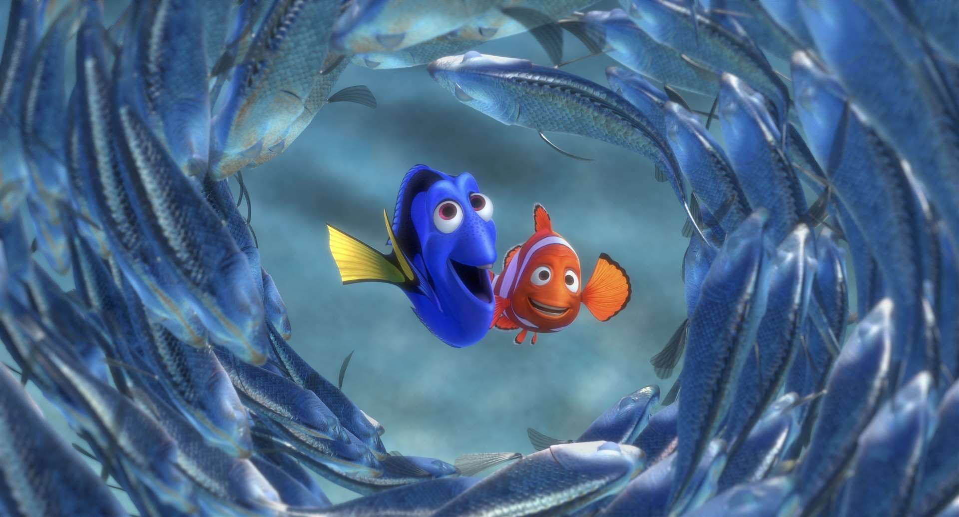 Finding Nemo Picture: PA Photo/Walt Disney