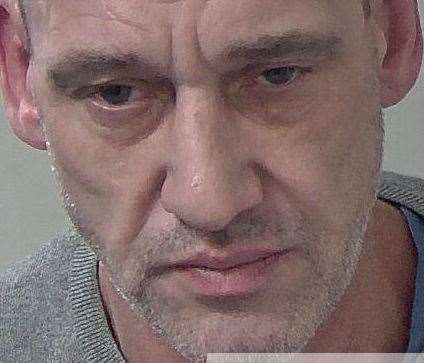 Andrew Maloney was jailed at Canterbury Crown Court. Picture: Kent Police