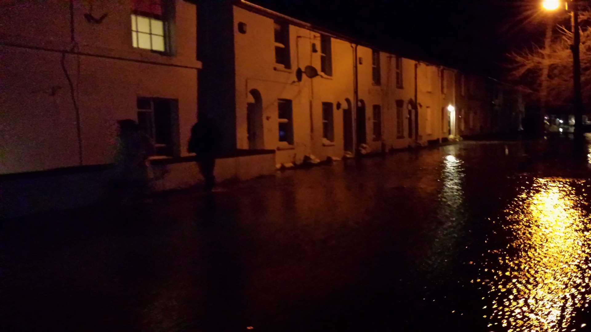 Homes In Whitstable And Faversham Evacuated After Tidal