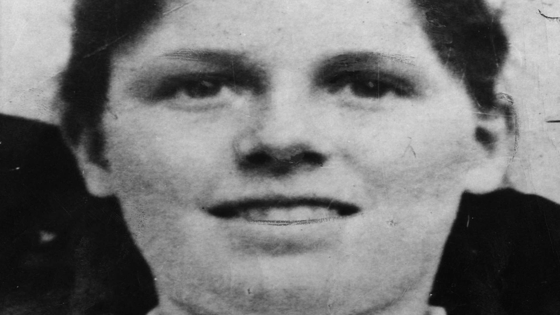 Muriel Drinkwater from Wales, who was killed in 1946