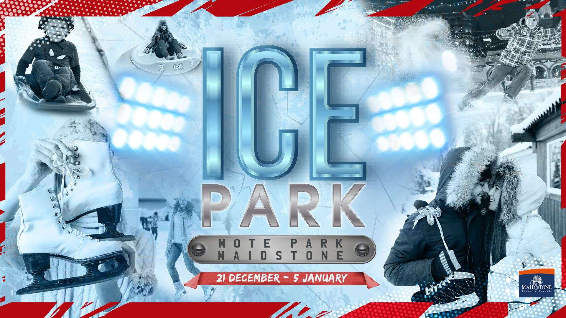 An Ice Park will not be coming to Maidstone this Christmas