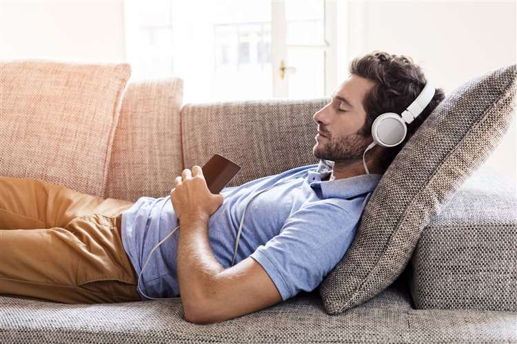 Listening to different types of music during the day will help keep you motivated. Picture: PA Photo/thinkstockphotos.