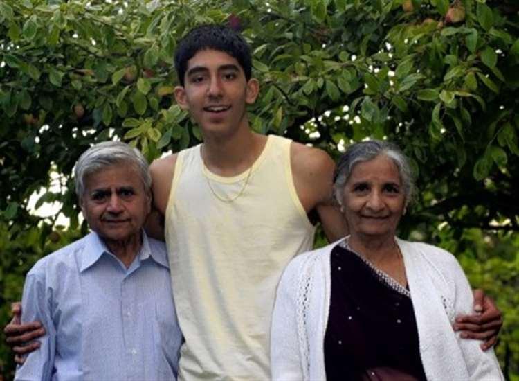 Family of Slumdog Millionaire star celebrate his success