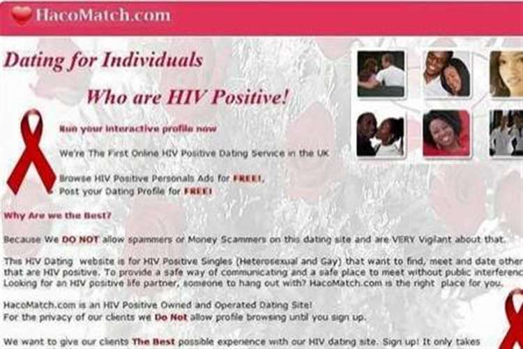 hiv positive dating site