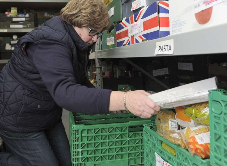 Medway Foodbank Runs Out Of Food