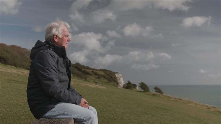A snapshot of John in the upcoming film. Photo: Red 5 Films