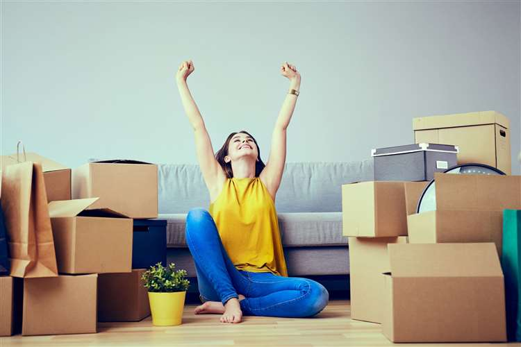 Find the time to organise and declutter. Picture: iStock/PA.