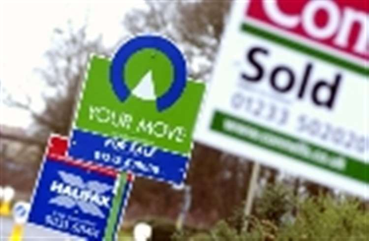 Ashford house prices fall - but not as much as most of Kent