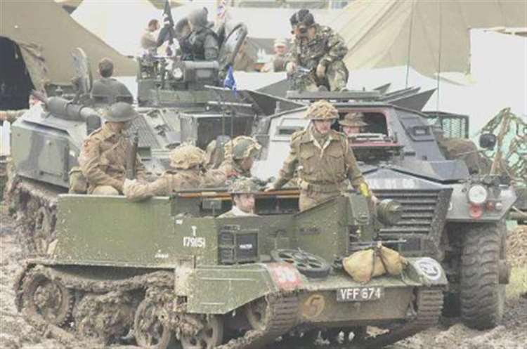 Battle on to stop extremists infiltrating War and Peace Show