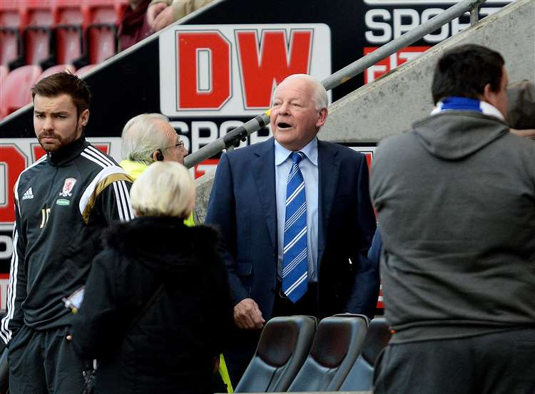 The company was founded by former Wigan Athletic owner Dave Whelan (Anna Gowthorpe/PA)