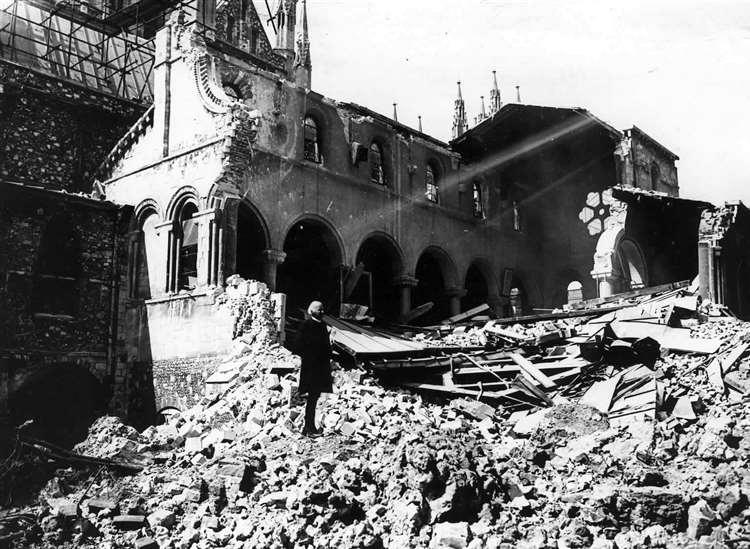 31st October 1942 Baedeker air raids 1