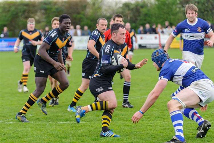 Canterbury Rugby Club end home National 2 South campaign with