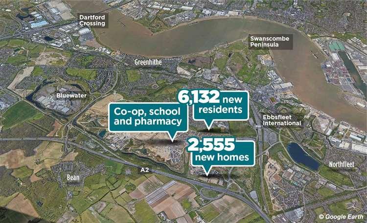 The facts behind Ebbsfleet Garden City