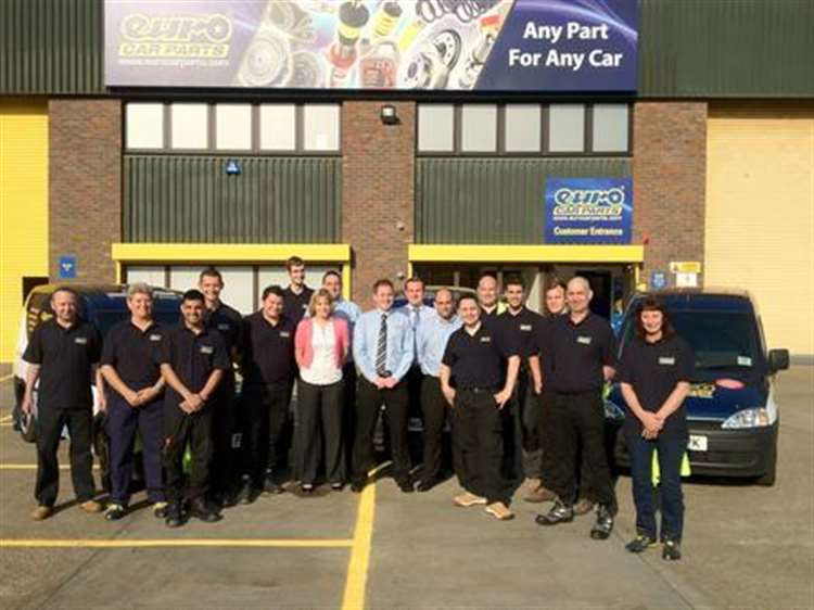 Euro Car Parts Creates 20 Jobs At New Outlet