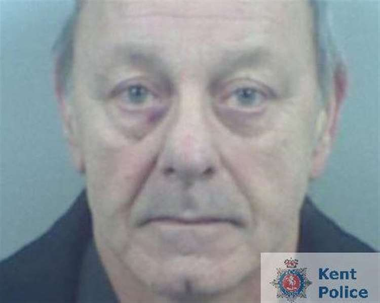 Michael Brooker has been jailed for 16 years. Picture: Kent Police