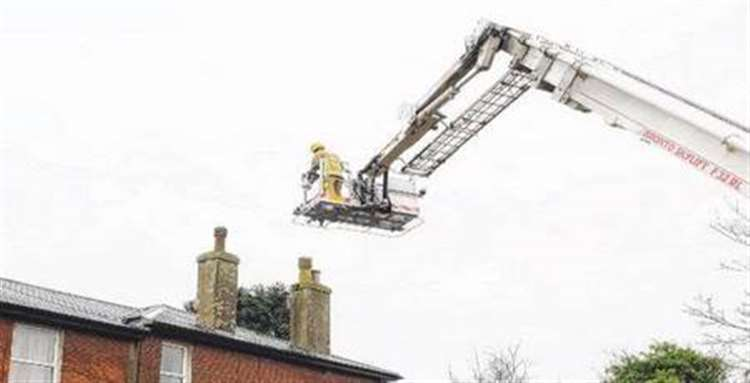 Warning After Chimney Fires In Ashford