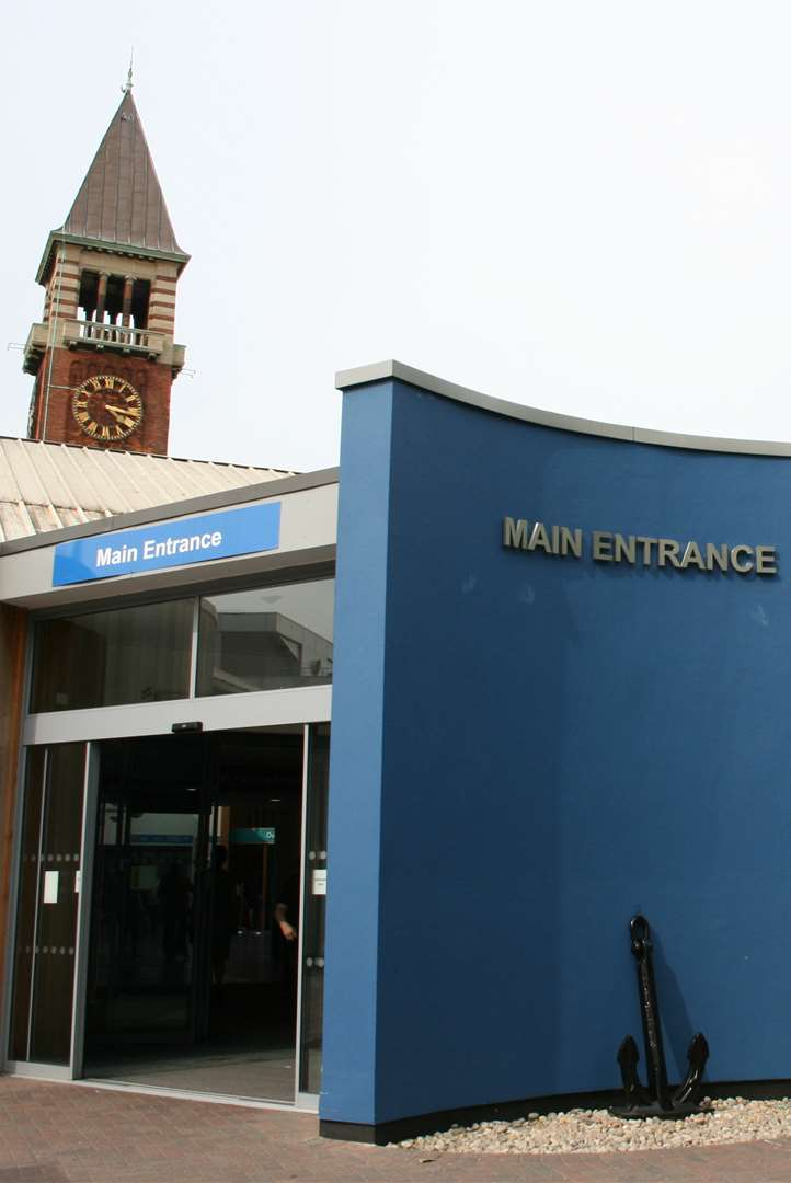 Sexual health clinic medway hospital kent