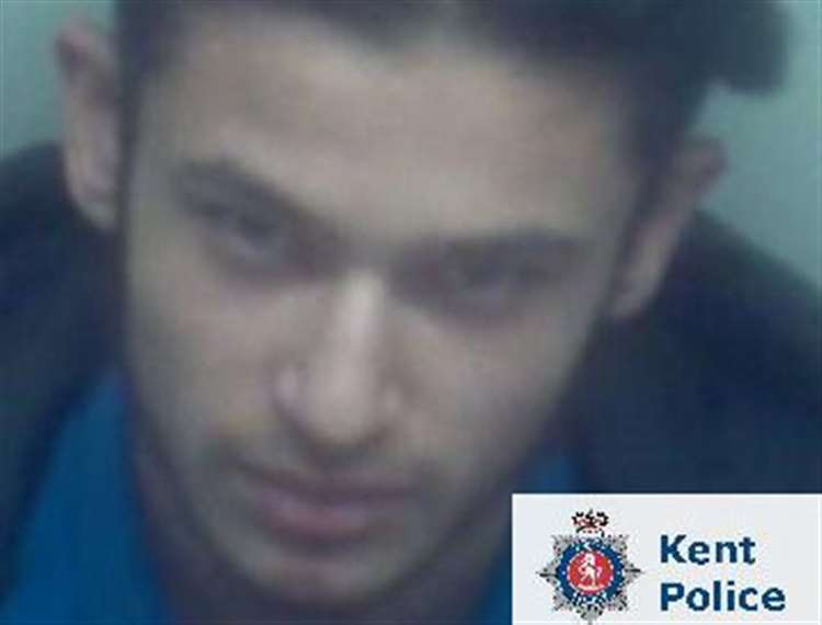 Kristian Petik has been jailed for four years. Picture: Kent Police