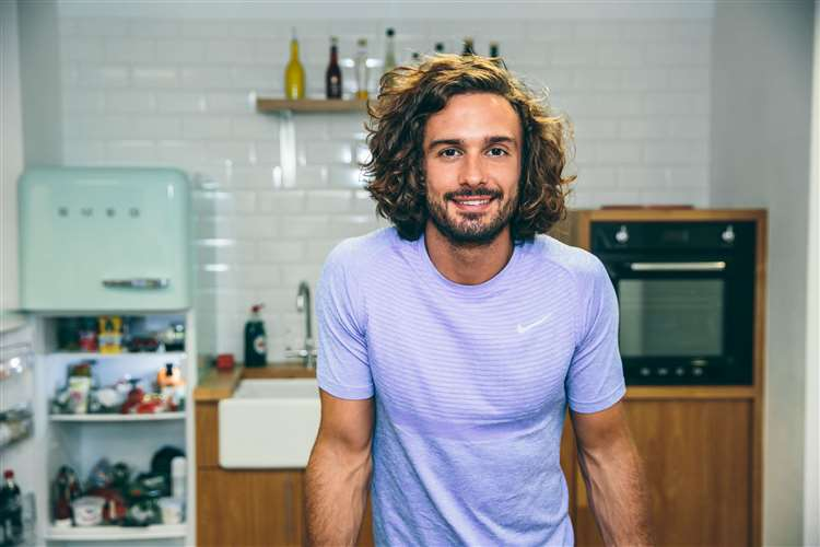 The Body Coach Joe Wicks is running online fitness sessions for free. Picture: PA Photo/Conor McDonnell.