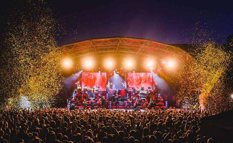 Hacienda Classical will play Forest Live at Bedgebury Pinetum Picture: Anthony Mooney