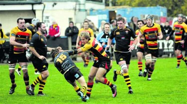 Canterbury Rugby Club stage fightback to claim losing