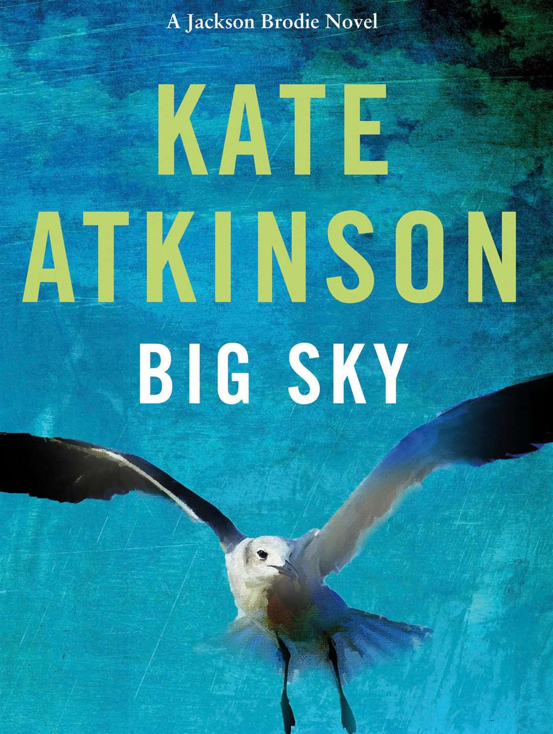 Big Sky by Kate Atkinson Picture: Doubleday/PA