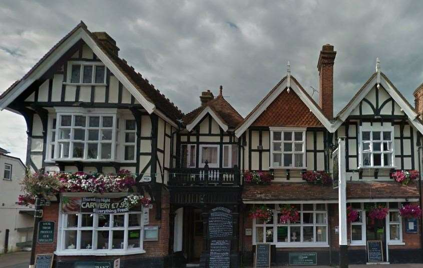 George & Dragon. Picture: Google street view