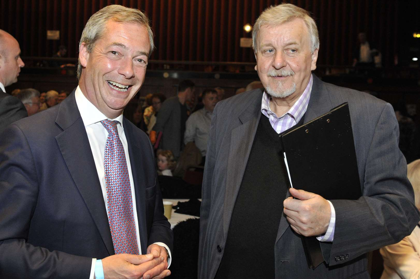 Martyn Heale helped run Nigel Farage's campaign to become MP for South Thanet