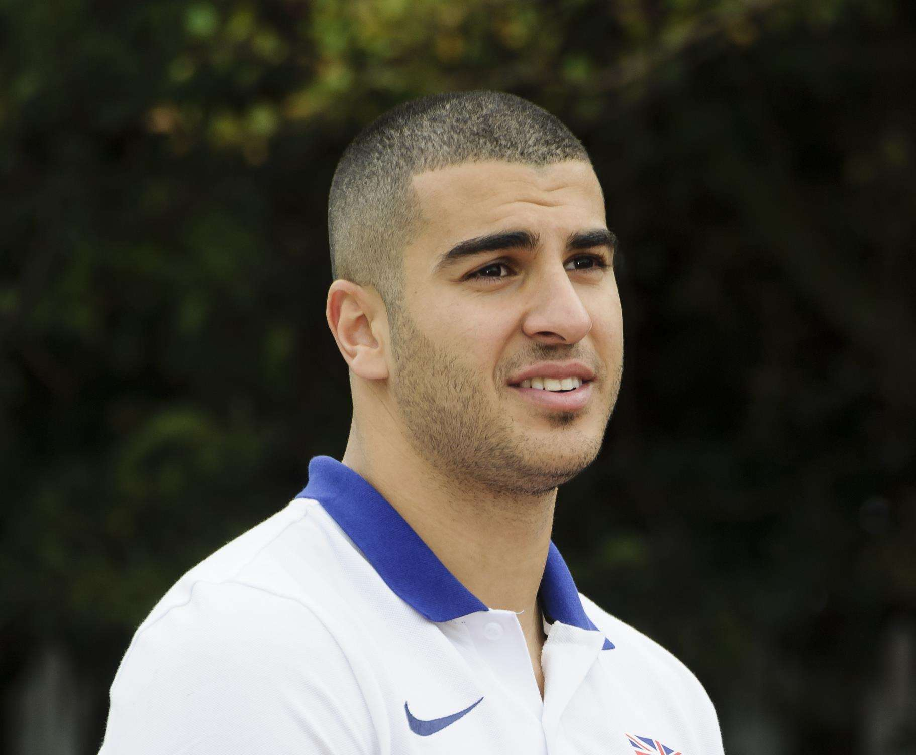 Adam Gemili has withdrawn from the 100m final Picture: Andy Payton