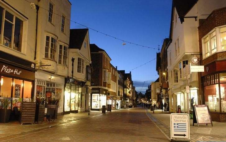 12 people were fined for urinating in public in Canterbury