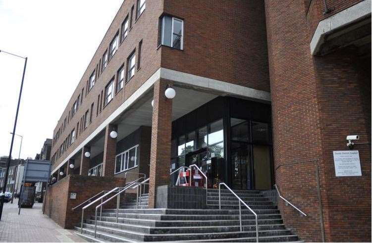 Thanet District Council offices