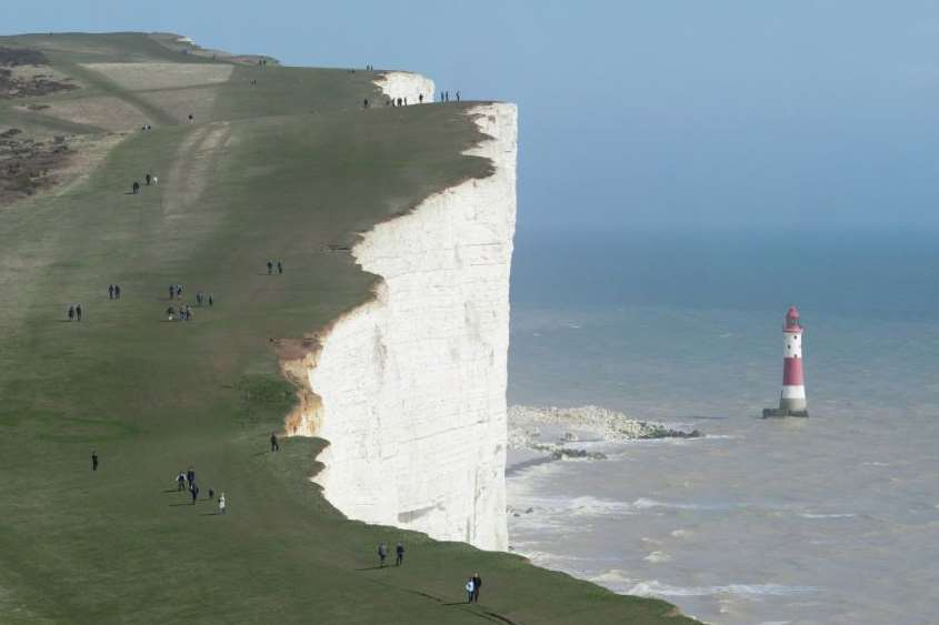 Beachy Head. Picture: Wikipedia