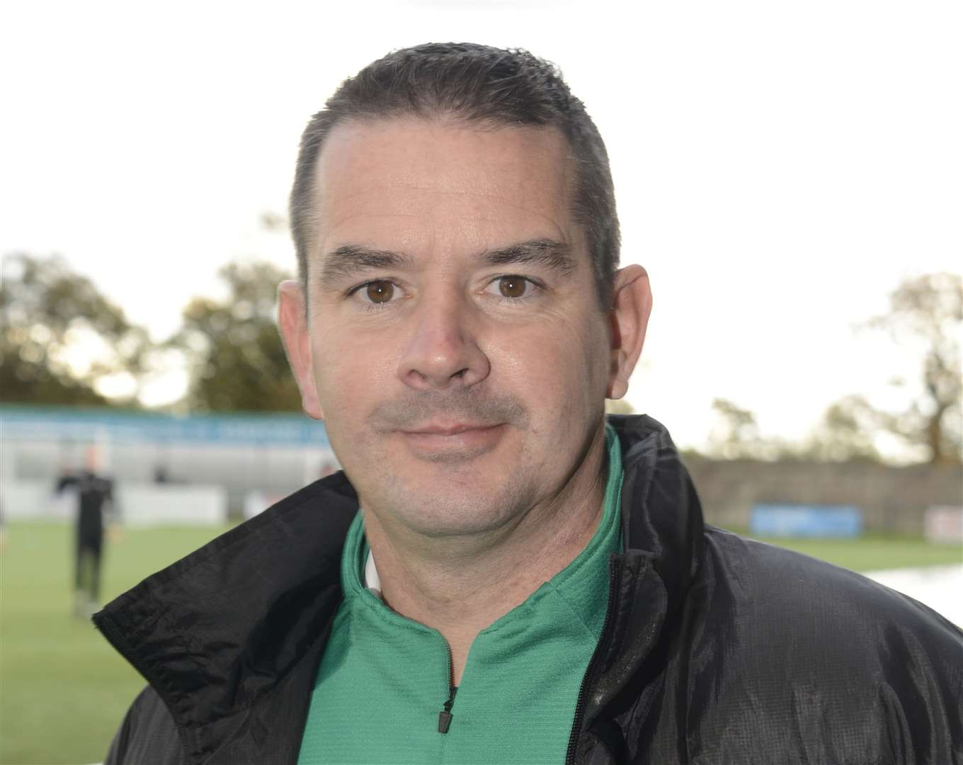 Keith McMahon has been manager at VCD for the last five seasons Picture: Paul Amos