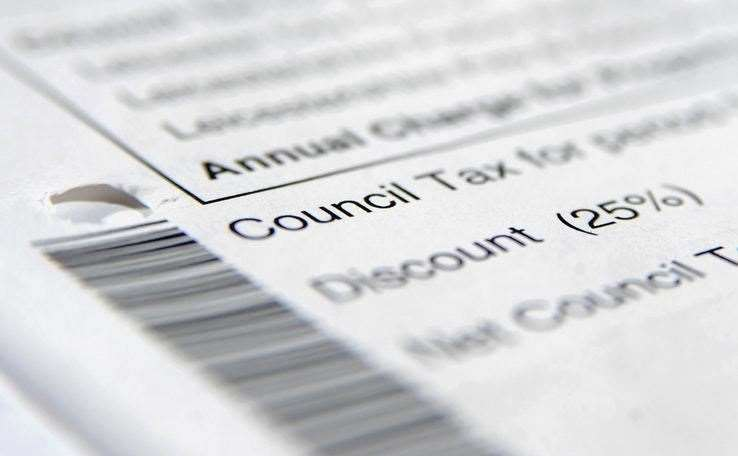 Council tax is expected to rise this month