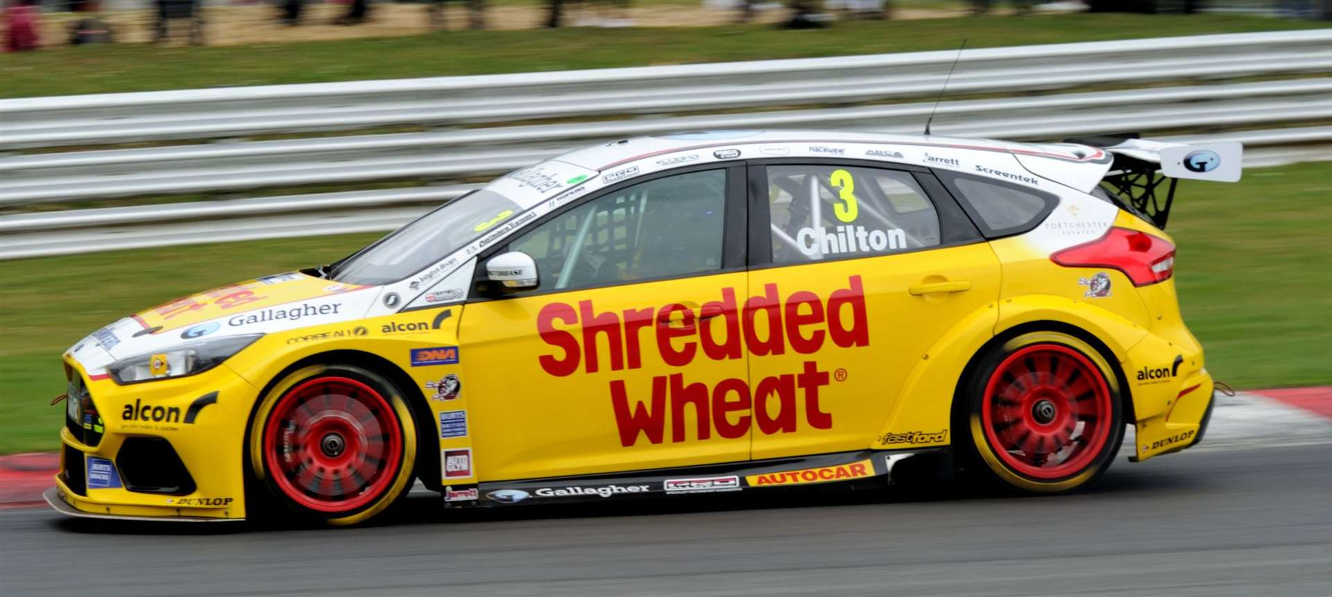 Tom Chilton will lead the Wrotham-based Motorbase Performance squad Picture: Simon Hildrew