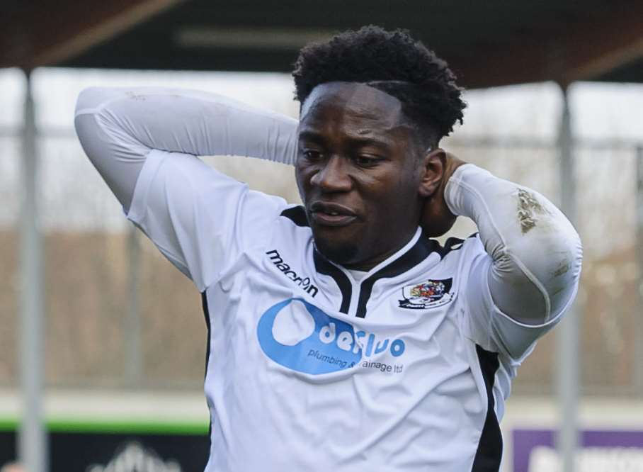 Luke Wanadio has left Dartford after one season Picture: Andy Payton