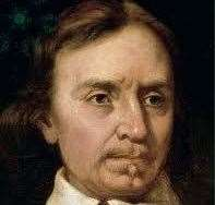 "Oliver Cromwell and his Puritans viewed Christmas celebrations as ""pagan"""