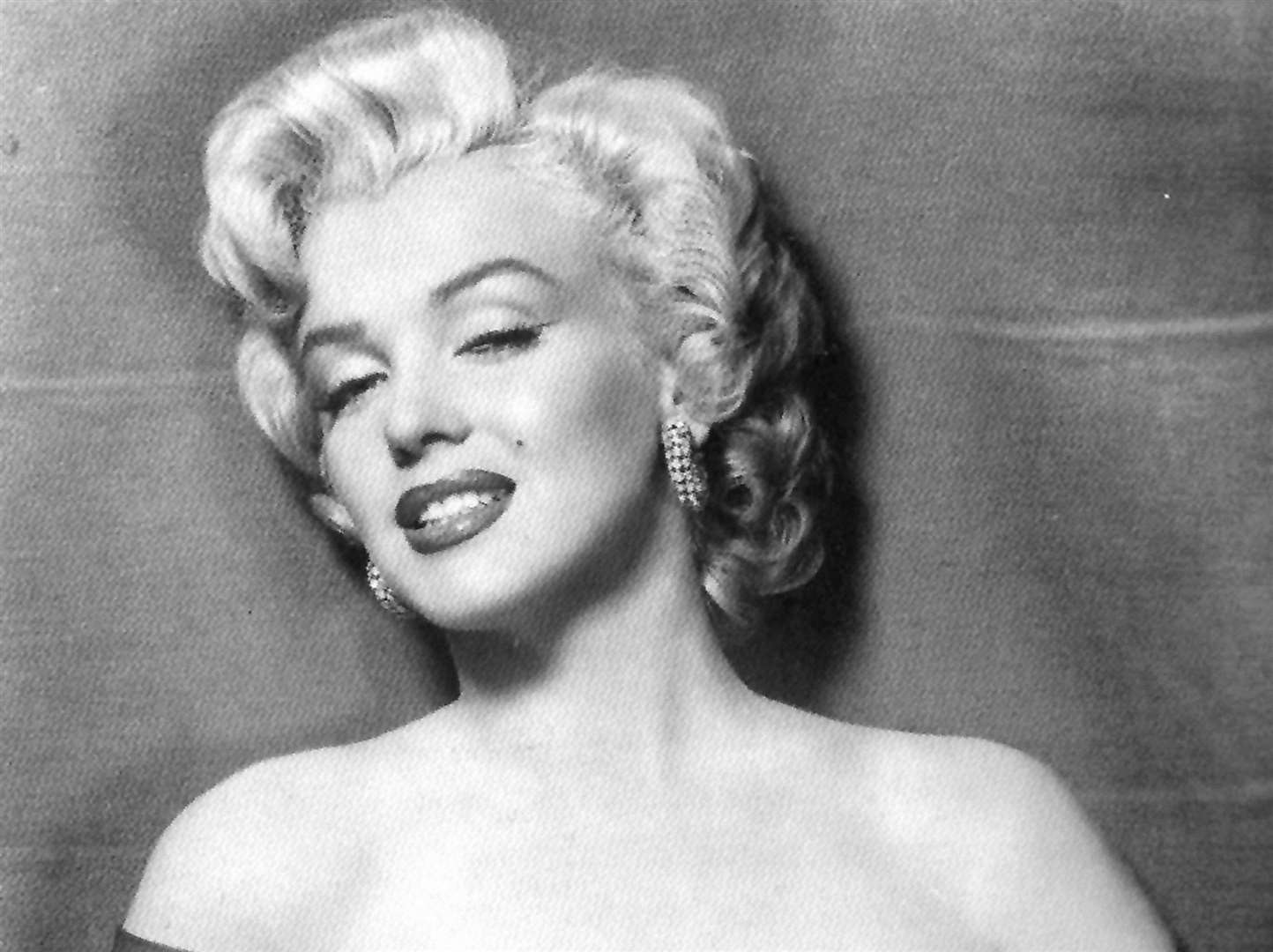 The scam involved a picture of Marilyn Monroe's lips Picture: PA