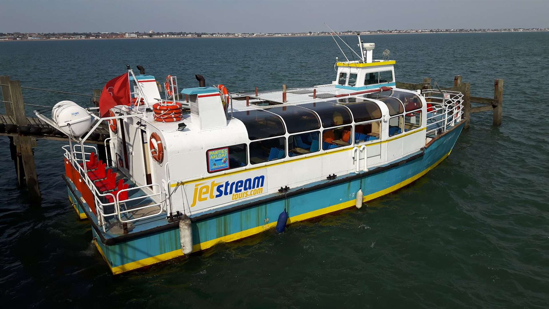 Jetstream Tours's Jacob Marley could take over the Sheppey to Southend service (40683407)