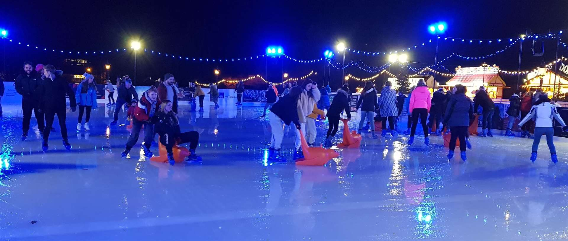 People will be able to skate in Tunbridge Wells during the Christmas season