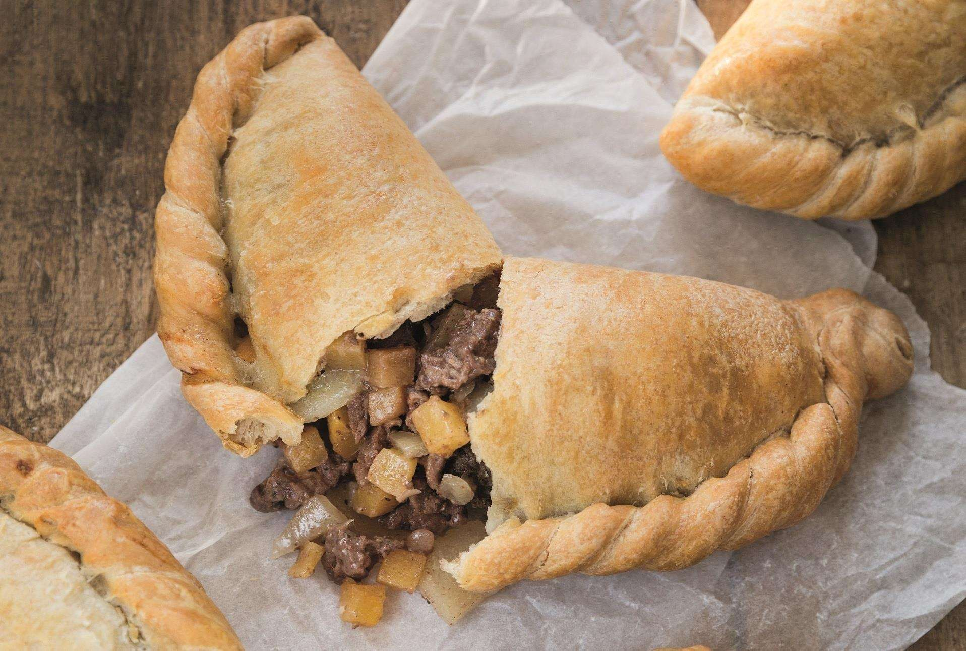 Fire crews were called to a burnt pasty. (Pasty Stock Image) Picture: Warrens Bakery.