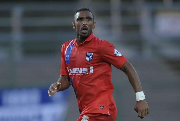 Leon Legge scored for Gills Picture: Ady Kerry