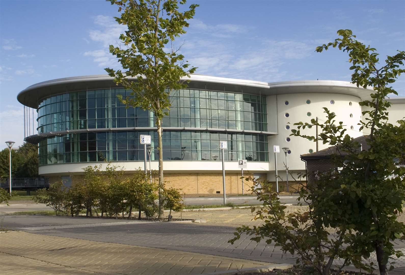 The centre underwent a £17m revamp in the mid-2000s