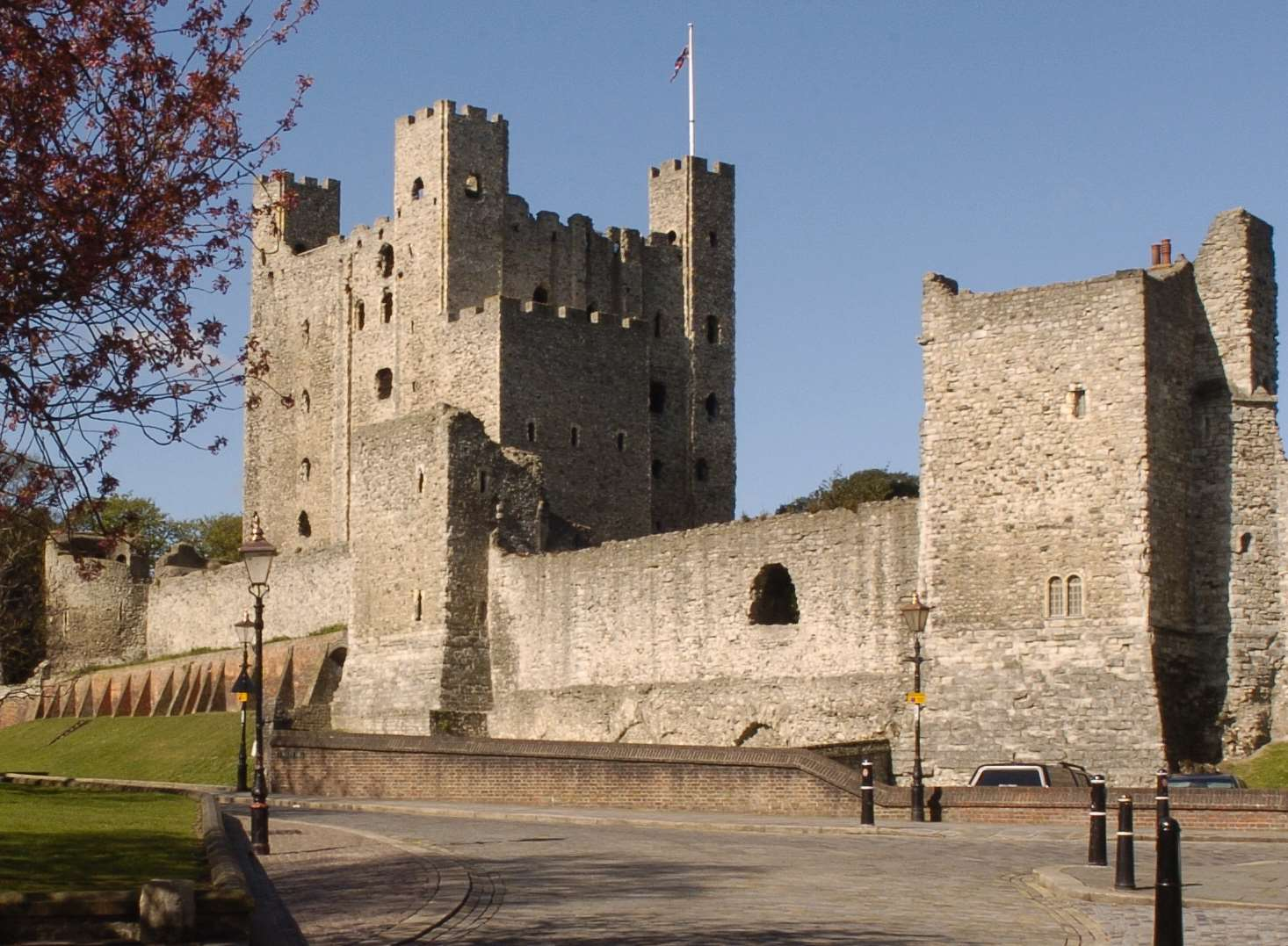 Rochester Castle Has Closed Due To Maintenance Work