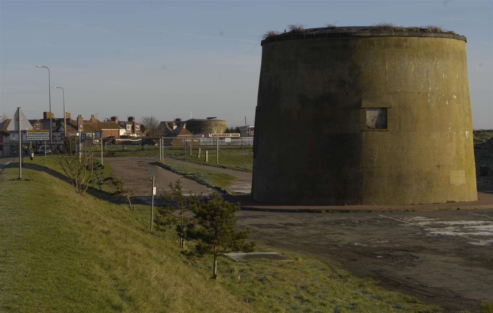 The historic Martello Tower could be turned into a holiday let