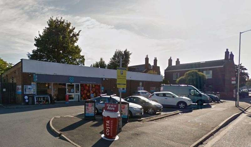 The Co-Op in Faversham. Picture: Google (14833120)
