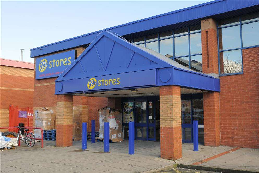 huge selection of 6ad3a 21ce3 The new 99p Store will open tomorrow