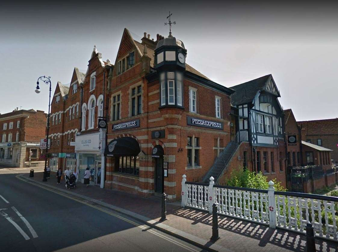 Pizza Express Stores In Kent Shiver As Chain Set For
